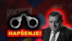 ODGOVOR NA SRPSKU GENOCIDNU PETICIJU: Pokrenuta online peticija za hapšenje  Milorada Dodika - IZDVOJENO.ba